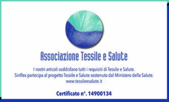 certificazione Tessile e Salute